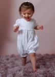 Adorable Lace Baby Girl Rompers