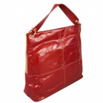 Nude & Red Block Women  (Laptop) Handbag