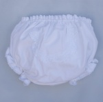 Lace Trimmed Over Nappy Knickers
