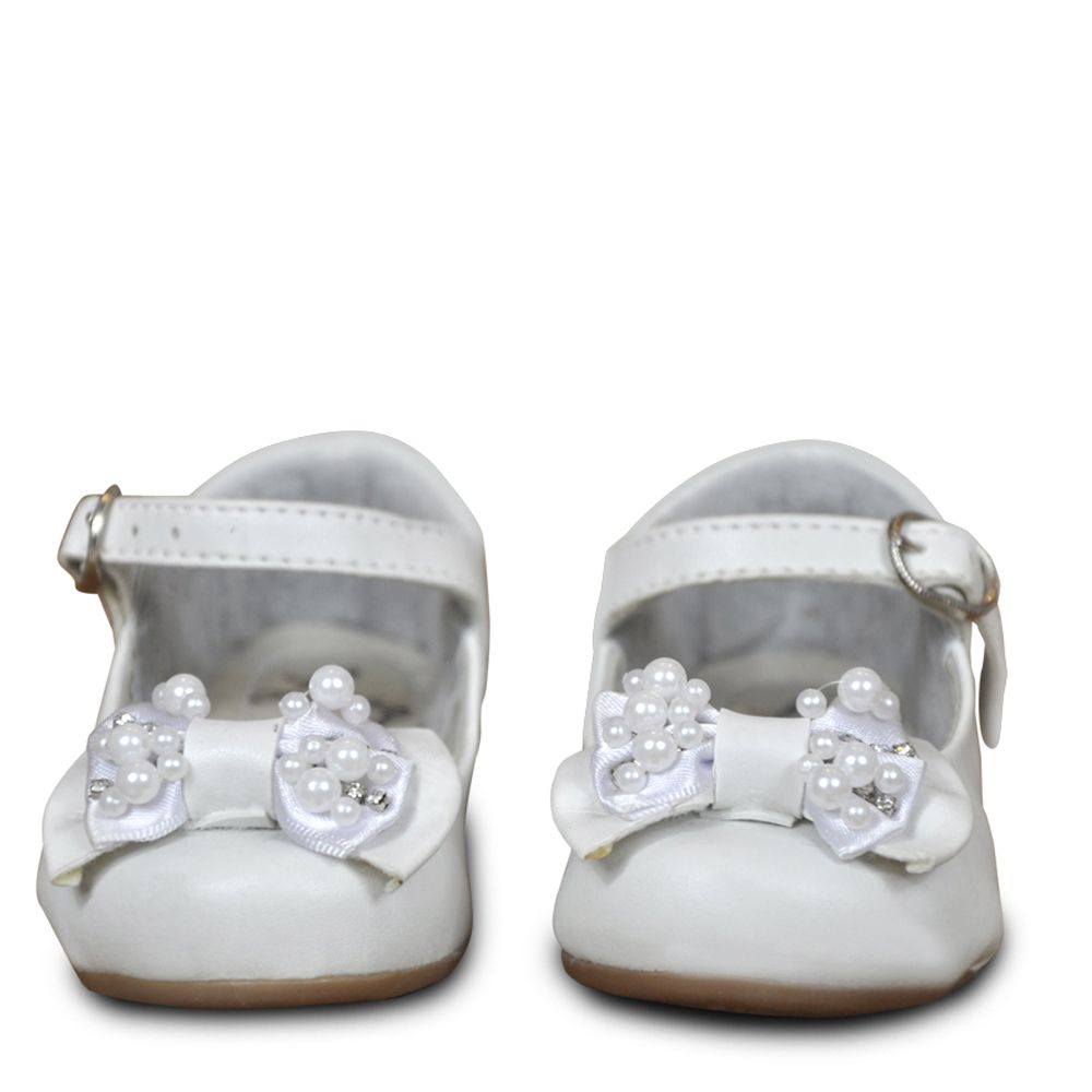 Flower Girl  Shoes Decorated  Bow