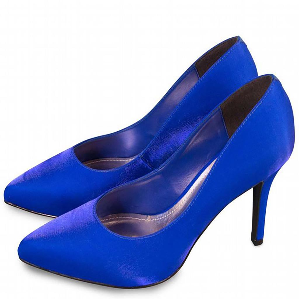 Royal Blue Heels uk
